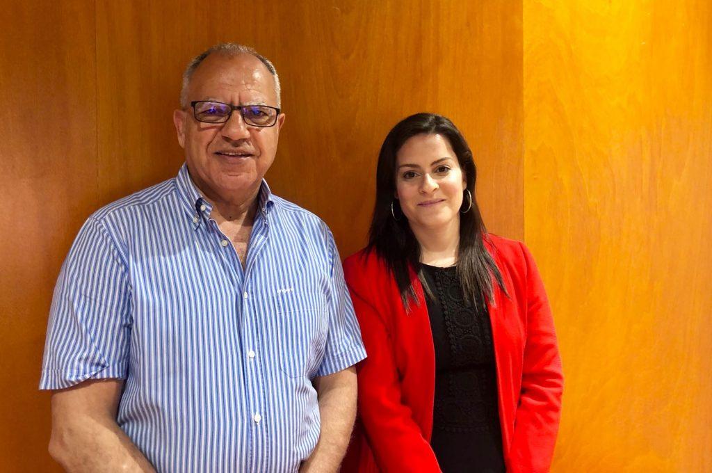 110618 Casimiro Curbelo y Yaiza Castilla