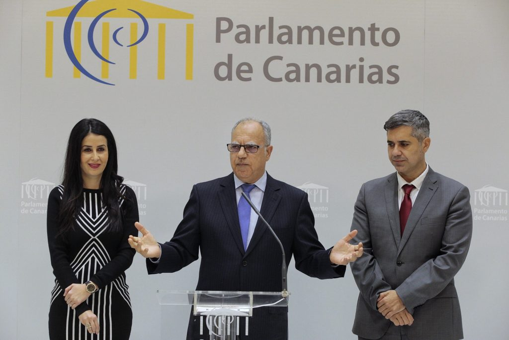 ASG logra el respaldo de la Cámara a todas sus propuestas dirigidas a reforzar el estado del bienestar de los canarios