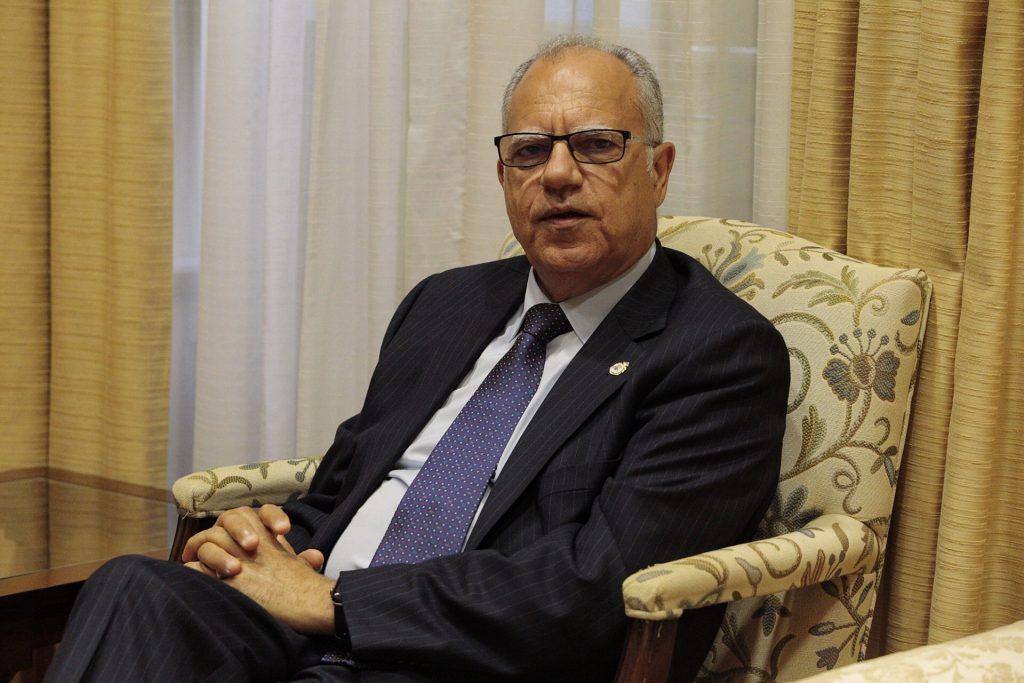 """Casimiro Curbelo: """"Voy seguir trabajando y luchando  por La Gomera"""""""